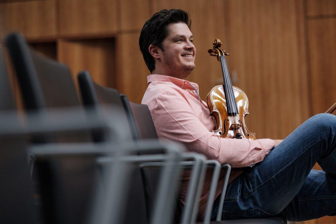 Matthias Bruns Violine Duisburger Philharmoniker Geige Coaching Unterricht Masterclass Meisterkurs Mercatorhalle Probespielvorbereitung Probespiele Teaching
