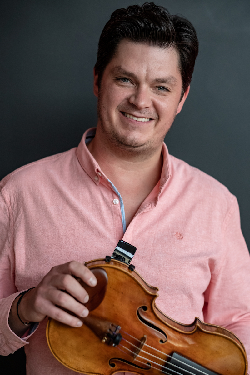 Matthias Bruns Violine Geige Duisburger Philharmoniker Coaching Unterricht Musiker Meisterkurse Masterclass