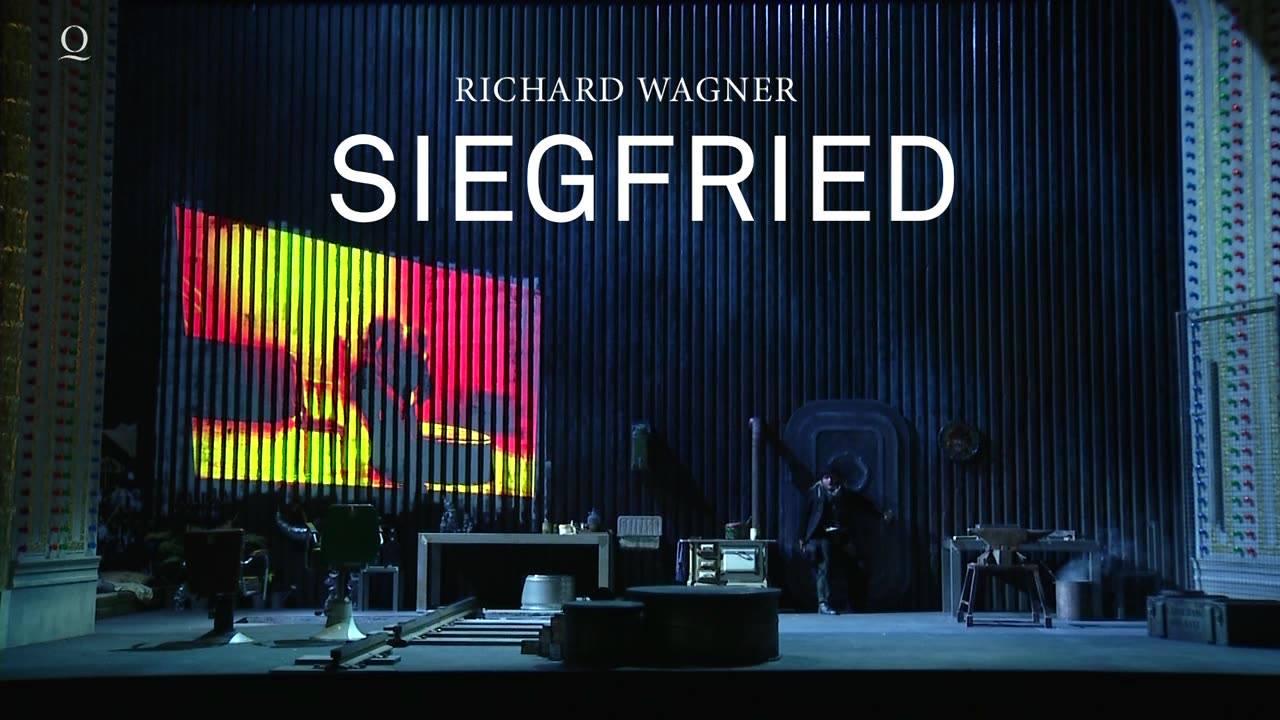 Wagner Siegfried Ring am Rhein Axek Kober Matthias Bruns Deutsche Oper am Rhein Oper