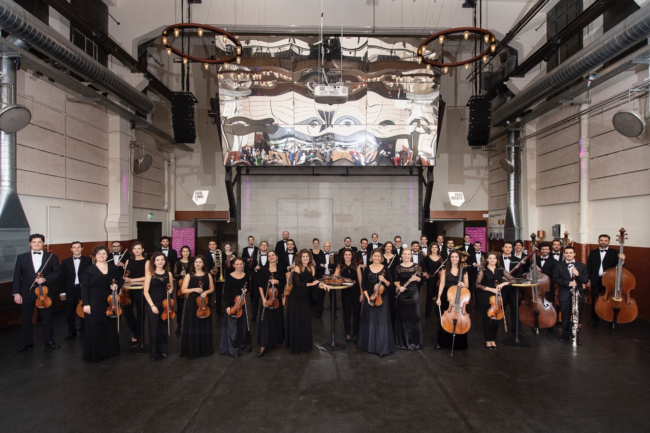 Orchestra of Europe Matthias Bruns, Stimmführer, Schweiz, Bern, St.Gallen Zürich, Violine , Mozart