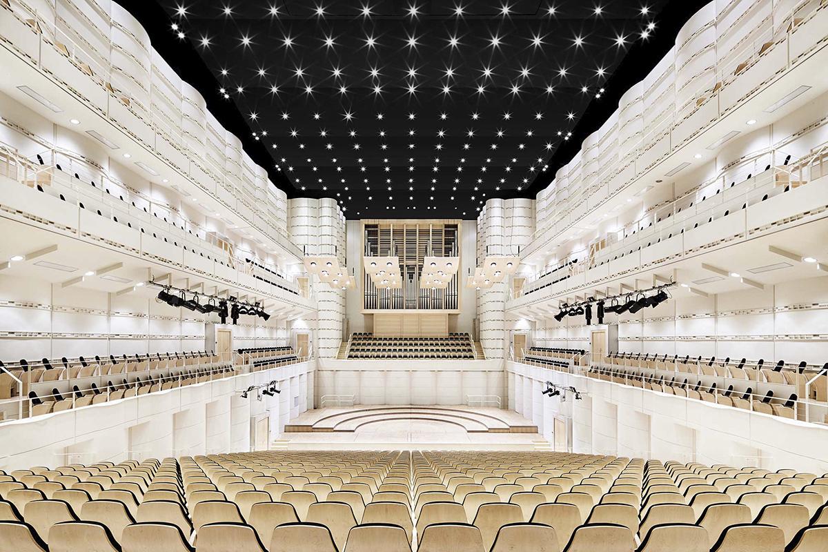 Konzertsäle Konzerthaus Dortmund Dortmunder Philharmoniker Sinfoniekonzert Bruns Matthias Stimmführer Beethoven Kammermusik Coaching Brahms Violinkonzert