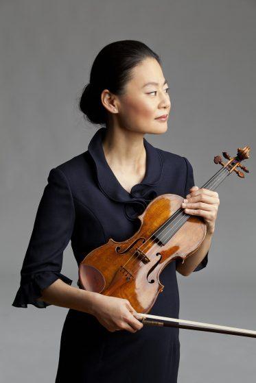 Midori Violine Brahms Konzert Klassik Dortmunder Philharmoniker Matthias Bruns Stimmführer