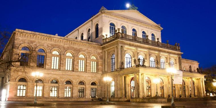 Staatsoper Hannover Oper Ballett Matthias Bruns Stimmführer West Side Story Bernstein Coaching UNterricht violine