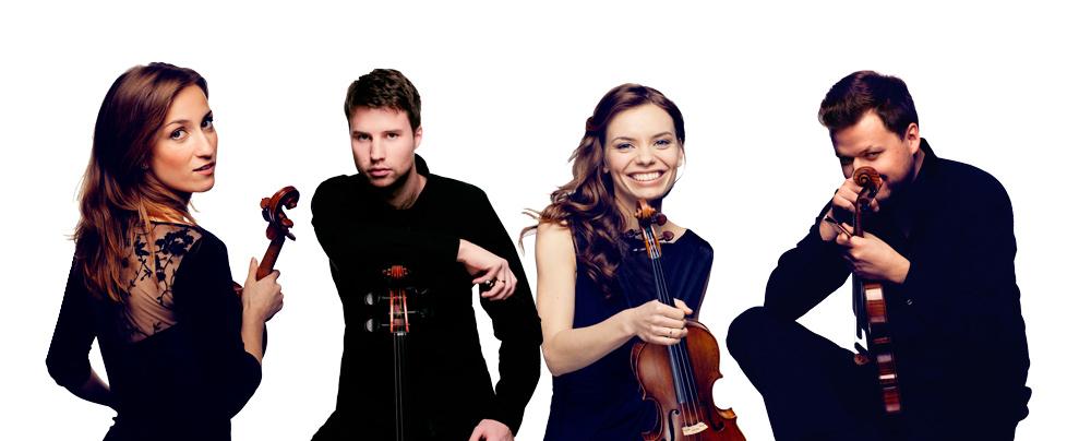 Armida Quartett Kammermusik Streichquartett String Quartett