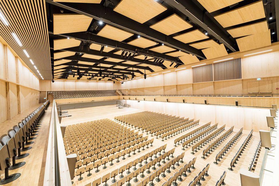 Zürich Concerthall Matthias Bruns Coaching Violine PRobespieltraining Kammermusik Mercator-Ensemble Duisburger Philharmoniker